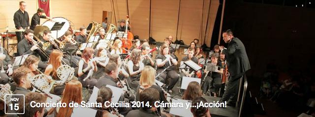 Concierto Extraordinario de Santa Cecilia 2014