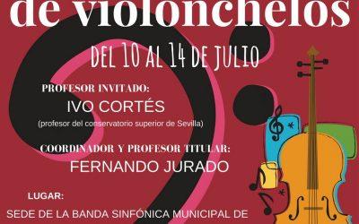 I Encuentro de Orquesta de Violonchelos