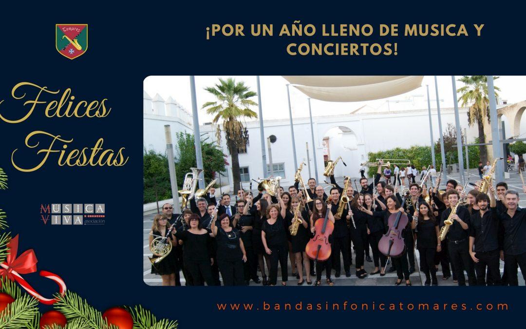 Felices Fiestas 2018