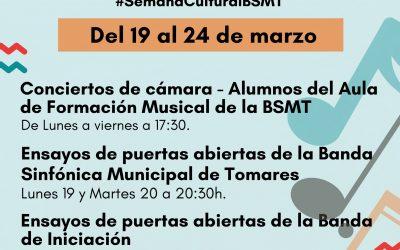 Semana Cultural de la Banda Sinfónica de Tomares