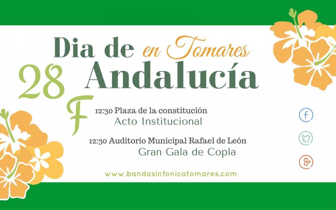 Concierto del Día de Andalucía en Tomares
