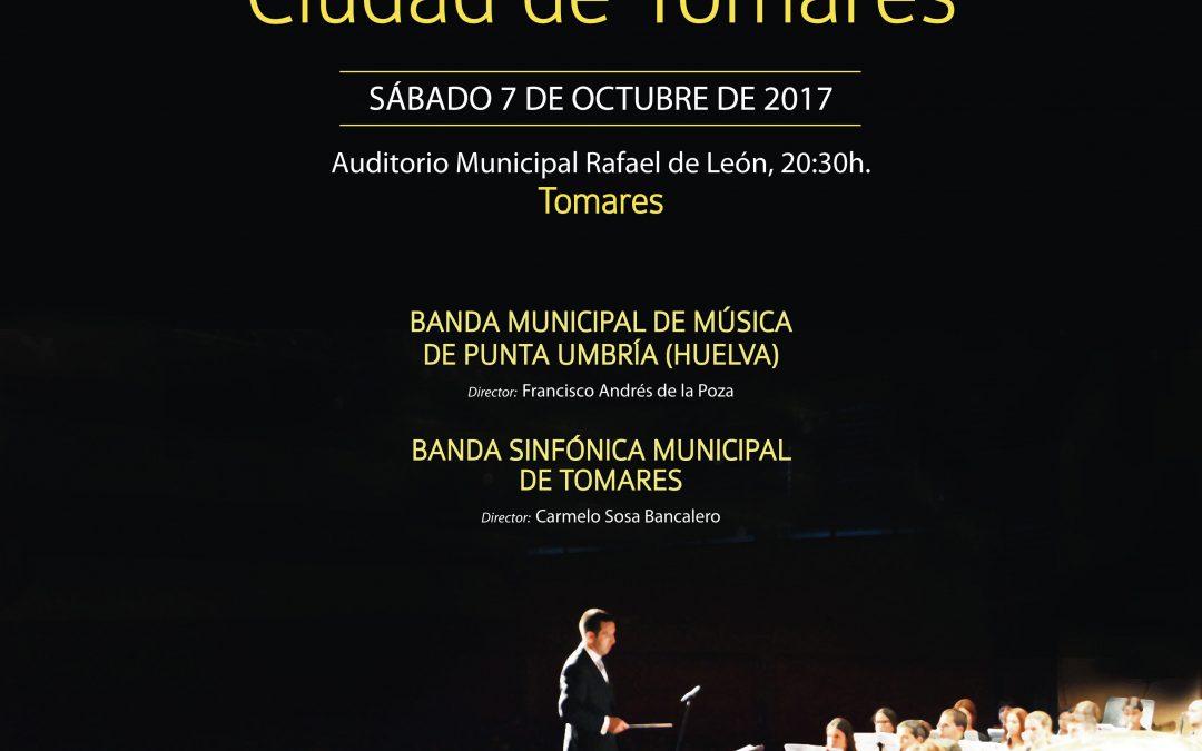 """V CERTAMEN DE BANDAS DE MÚSICA """"CIUDAD DE TOMARES"""""""